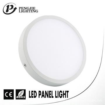 Popular Energy Saving 22W Ultra Narrow Edge Painel de superfície de LED (redondo)