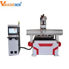 Máquina enrutadora CNC ATC con cambiador automático de herramientas