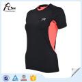 High Spandex Women Compressiom Tops Stretch Sports Wear