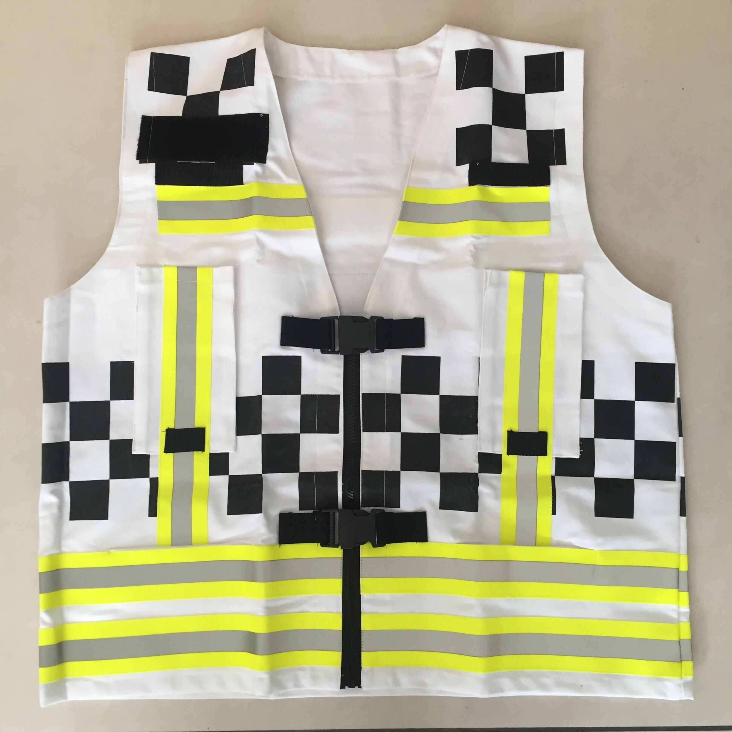 Fire Resistance Reflective Safety Vest