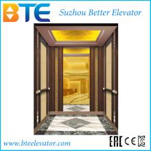1000kg Ascenseur de luxe avec Ce