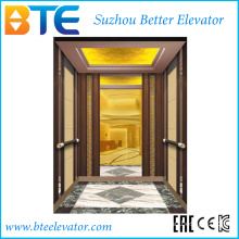 1000kg Luxurious Passenger Lift with Ce