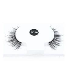 High Quality Handmade Eyelashes Wholesale 3D 5D Faux Mink Strip Eyelashes