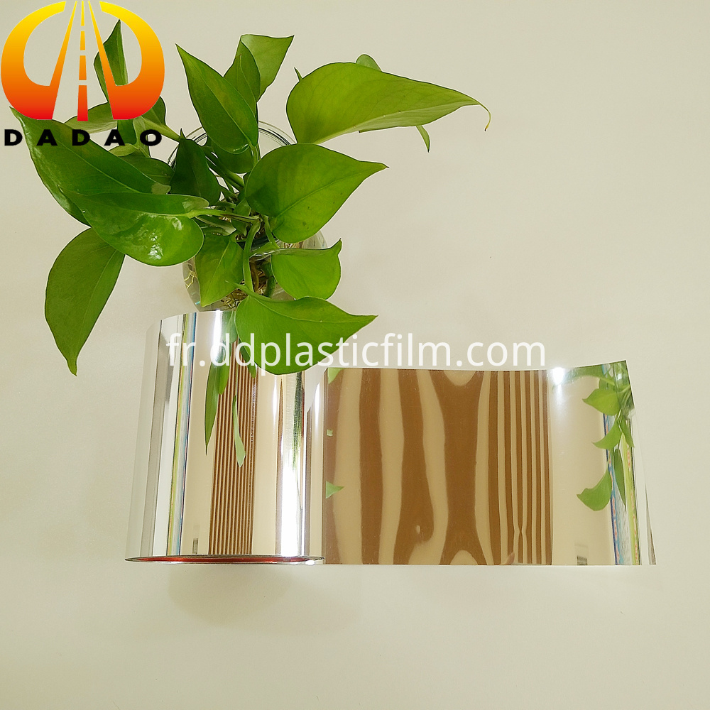 mirror reflective adhesive mylar film sheets