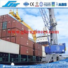 Mhc1650 Multipurpose Hydraulic Mobile Harbor Crane