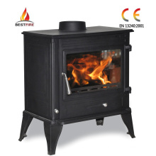 Solid Fuel Wood Stove (CR-B10)