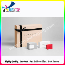 Free Sample Hot Stamping Gift Box for Packaging