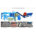 Machine de fabrication automatique de blocs de ciment Machine de fabrication de briques Machine à moules à blocs (QT5-15b)