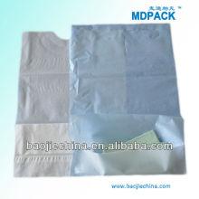Disposable dental bib for dental treatment