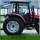 High Power Water Cooled 4WD 70HP Wheeled Tractor With Cab
