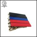 Personalized blank tie bar metal