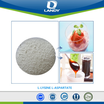 FACTORY SUPPLY POWDER L-LYSINE L-ASPARTATE