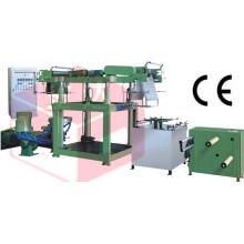 Machine de soufflage de film rétractable en PVC