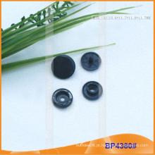 Botão de pressão de plástico para capa de chuva, roupas de bebê ou artigos de papelaria BP4380