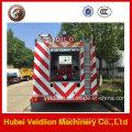 HOWO 6000L/6000liter/6cbm/6m3 Water Tanker Fire Truck