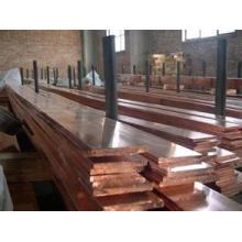 Hoja de cobre roja de 2m m / 3m m / hojas de cobre C1220 para la venta