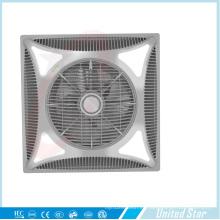 Ventilador de techo plástico del ventilador de 14 '' sin cuchilla (USCF-162) con el LED