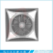 14 '' Bladeless Electric Cooler Пластиковый потолочный вентилятор (USCF-162) со светодиодной подсветкой