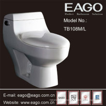 Ceramic One piece water closet (TB108)
