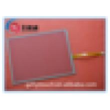 Fabricación de 4 hilos panel de pantalla táctil resistiva de alta calidad y estándar