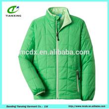 winter down fillled custom children jacket