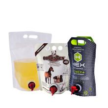 1L 2L 3L 5L 10L 20L 22L 25L 50L 220L Aseptic Bib Bag in Box for Red Wine and Oil Beverage with Holder Valve Vit