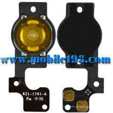 for iPhone 5c Mobile Phone Home Button Flex Cable Ribbon