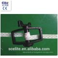 Filtro de arame de linha para fio elétrico de cerca de poliéster / fio quente / Fábrica Atacado Filtro de arame de cerca galvanizado