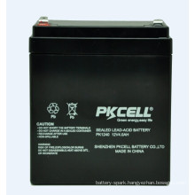 6V 4Ah long cycle life VRLA lead acid battery