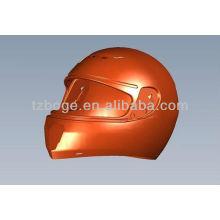 casque de sécurité moto vélo moule d'injection plastique