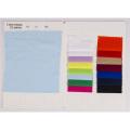 Tela de alta densidade como tecido liso 97% algodão + 3% de spandex
