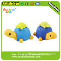 Big green Tortoise Shaped Eraser ,Mini Rbber school eraser