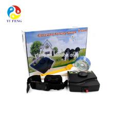 2016 Вт-227B системы -воротник Pet, фехтование Водонепроницаемый и аккумуляторная собака забор горячий продавать продукт