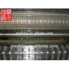 construction weld mesh&electro galvanized welded wire mesh&hot dipped galvanized welded mesh