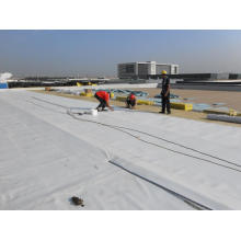 PVC Roofing and Waterproofing Membrane Wih Good Quality