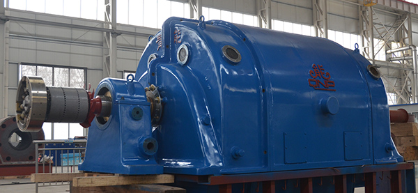 Qfw Series 4p Turbo Generator