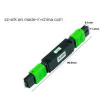 Artilharia do atenuador 0 ~ 20dB da fibra óptica de MTP / MPO