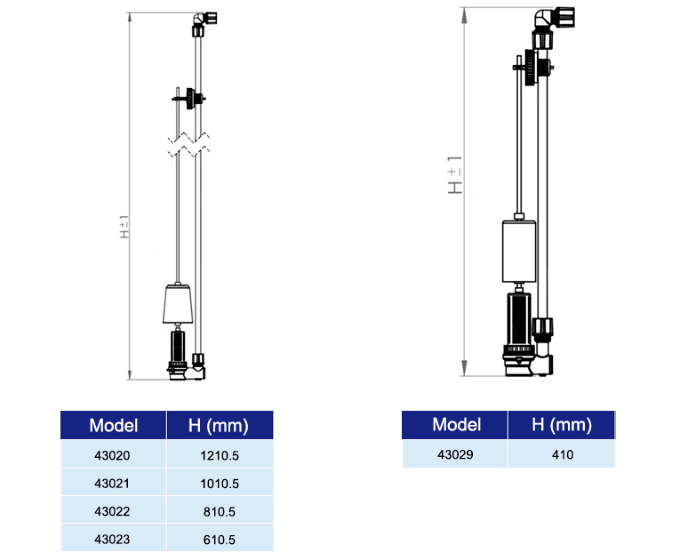 Brine Pick-Up Assembly specification