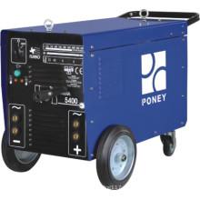 CE aprobó la máquina de soldadura del arco del soldador AC / DC del transformador