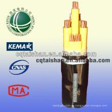 State Grid 1KV Kupfer XLPE Isoliertes 95mm2 Netzkabel