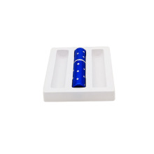 Custom plastic lipstick cosmetic blister tray packaging