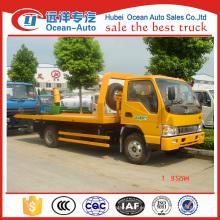 Ampliamente utilizado en la carretera JAC 4ton luz coche de demolición para la venta