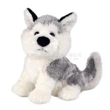 ICTI fábrica perro realista peluches al por mayor juguete de peluche personalizado