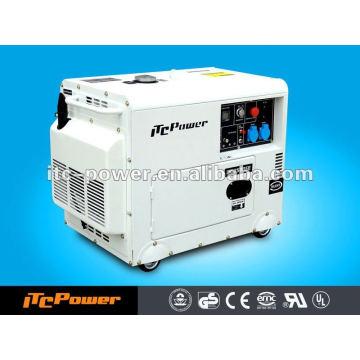 5KW ITC-Power Diesel Generator, silent diesel generator, portable generator