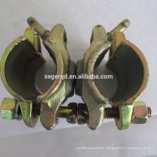 Drop Forged 48x48 76x76 Italian Swivel Couplers