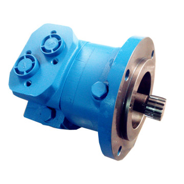plastic injection machine hydraulic orbital motor