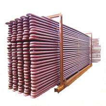 Superaquecedor de peças de caldeira em usinas termelétricas