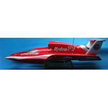 Fórmula Hidrelétrica 1200gp260 Barco (Vermelho) -RTR (Transmissor de Pistola)
