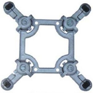 Aluminium Alloy Square Ram Typ Spacer Dampers