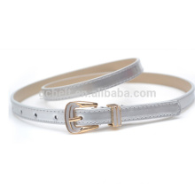 Fashion PU waist belt for kids and woman